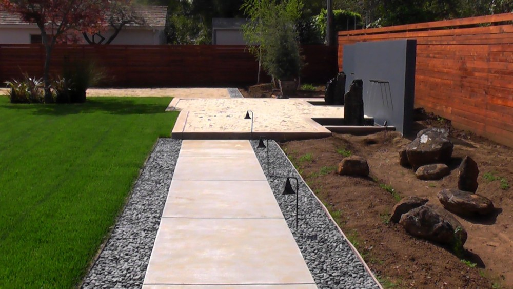 Sidewalk Landscaping Ideas Pictures
