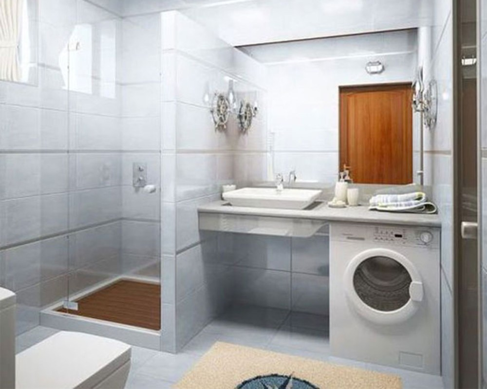 Simple Bathroom Decorating Ideas Pictures