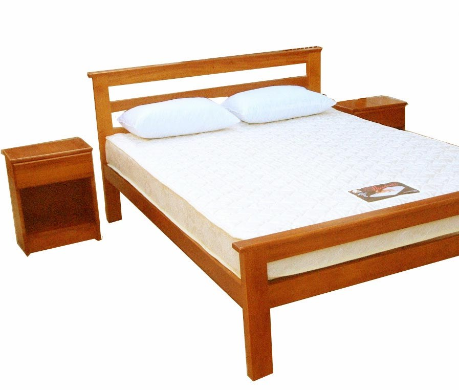 Simple Bed Frame Design