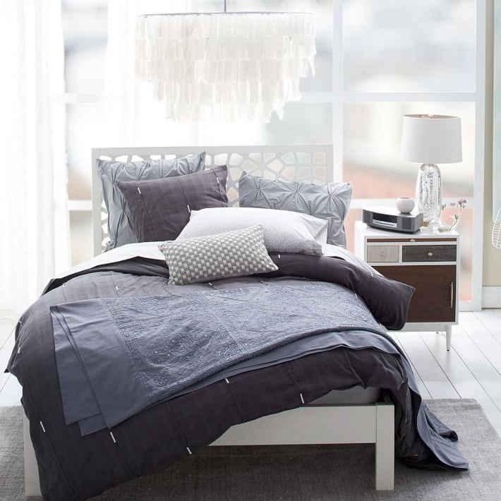 Simple Bed Frame West Elm