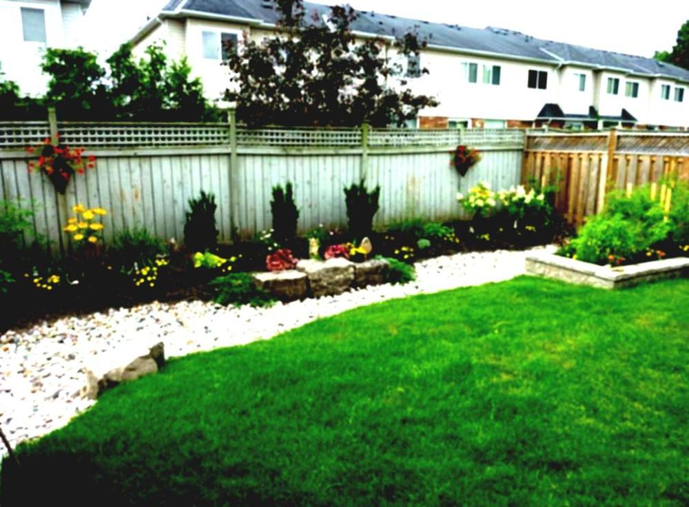 Simple Cheap Front Yard Landscaping Ideas