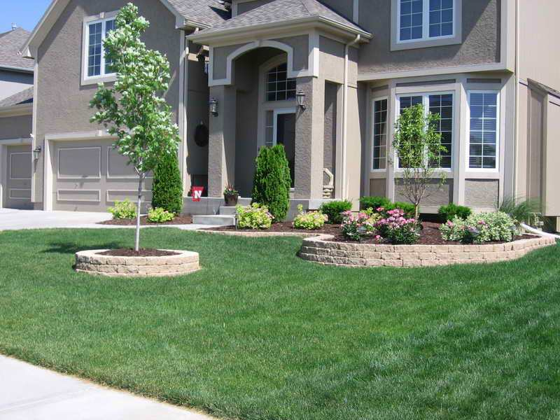 Simple Front Yard Landscaping Designs