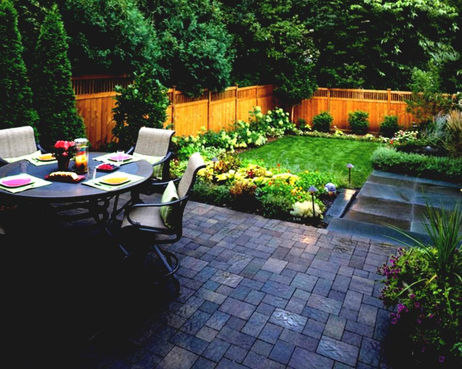 Simple Landscape Ideas For Backyards