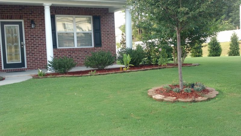 Simple Landscape Ideas For Front Yard
