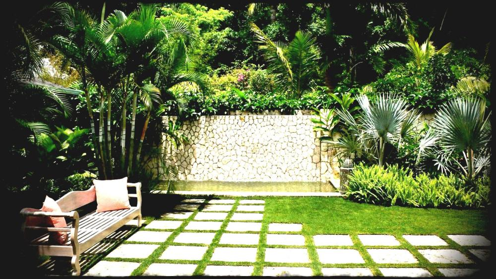 Simple Landscape Ideas With Stone