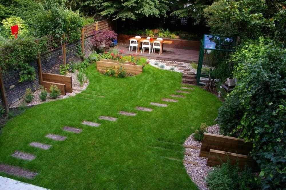 Simple Landscaping Ideas For Backyard