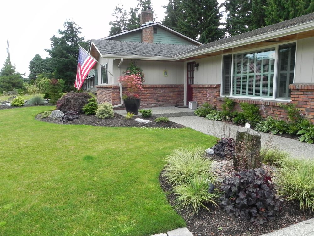 Simple Landscaping Ideas For Front Of Small House