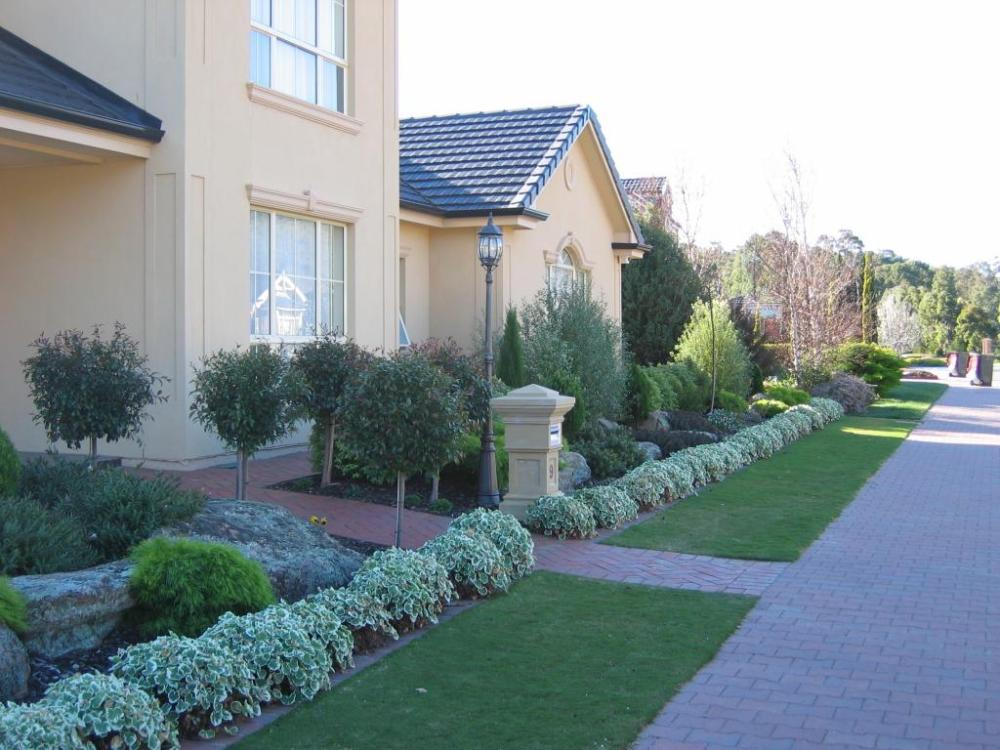 Simple Landscaping Ideas For Front Yard Australia