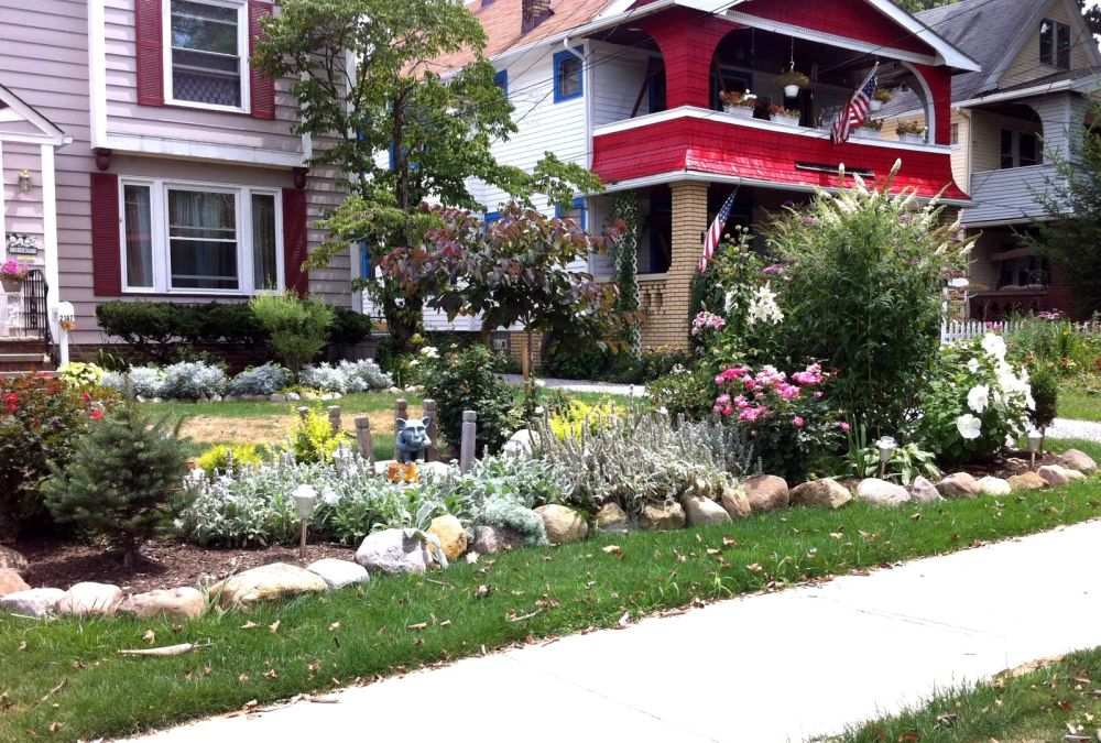 Simple Landscaping Ideas For Front Yard Pictures