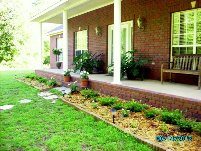 Simple Landscaping Ideas For Side Of House