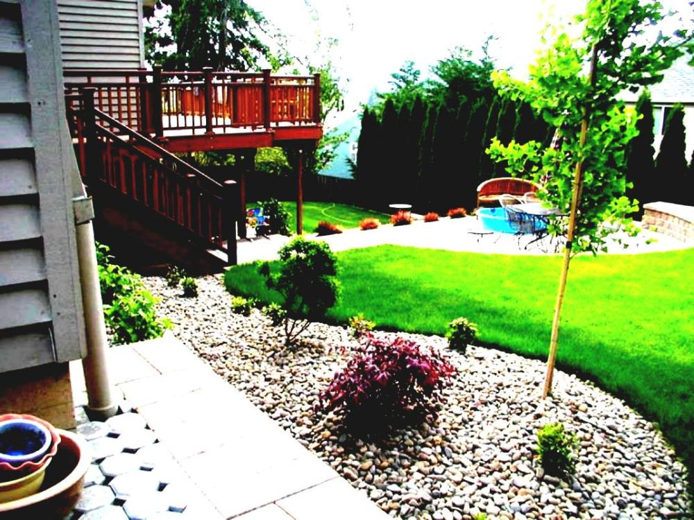 Simple Side Yard Landscaping Ideas