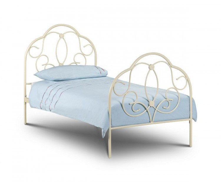 Single Bed Frame Metal