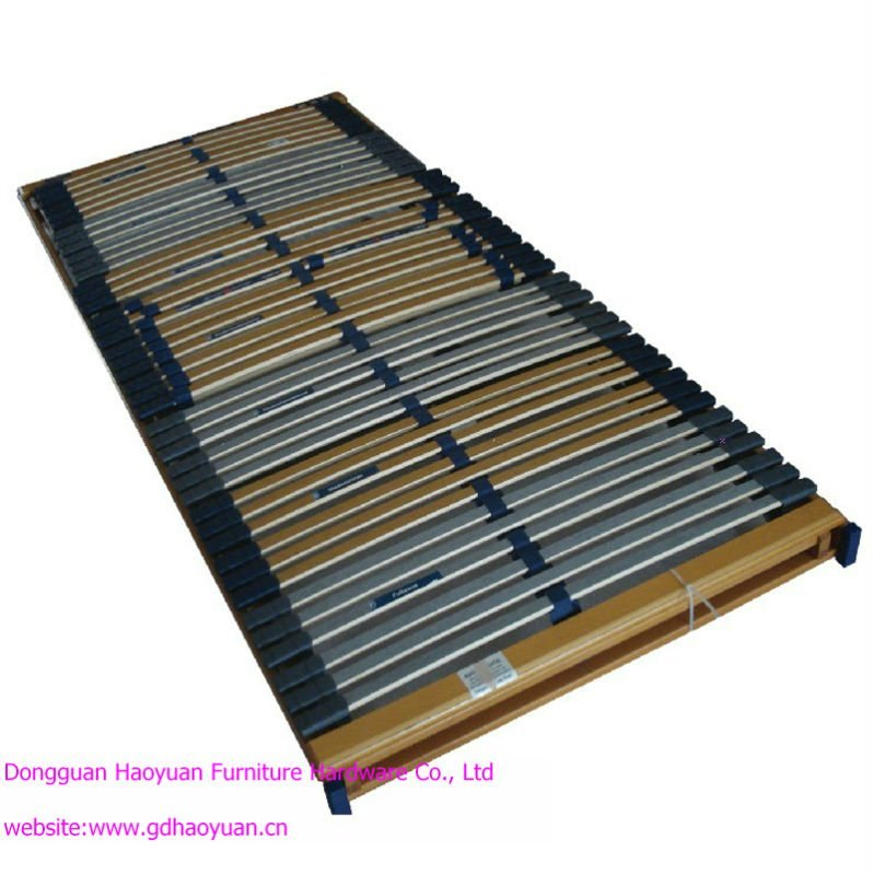 Slatted Bed Frame Full