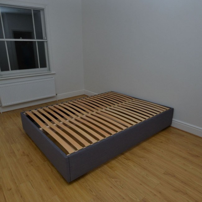 Slatted Bed Frame King