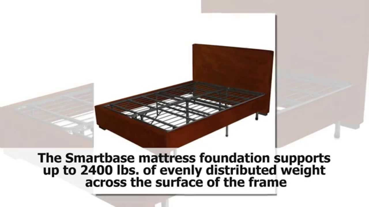 Sleep Master Platform Metal Bed Frame King