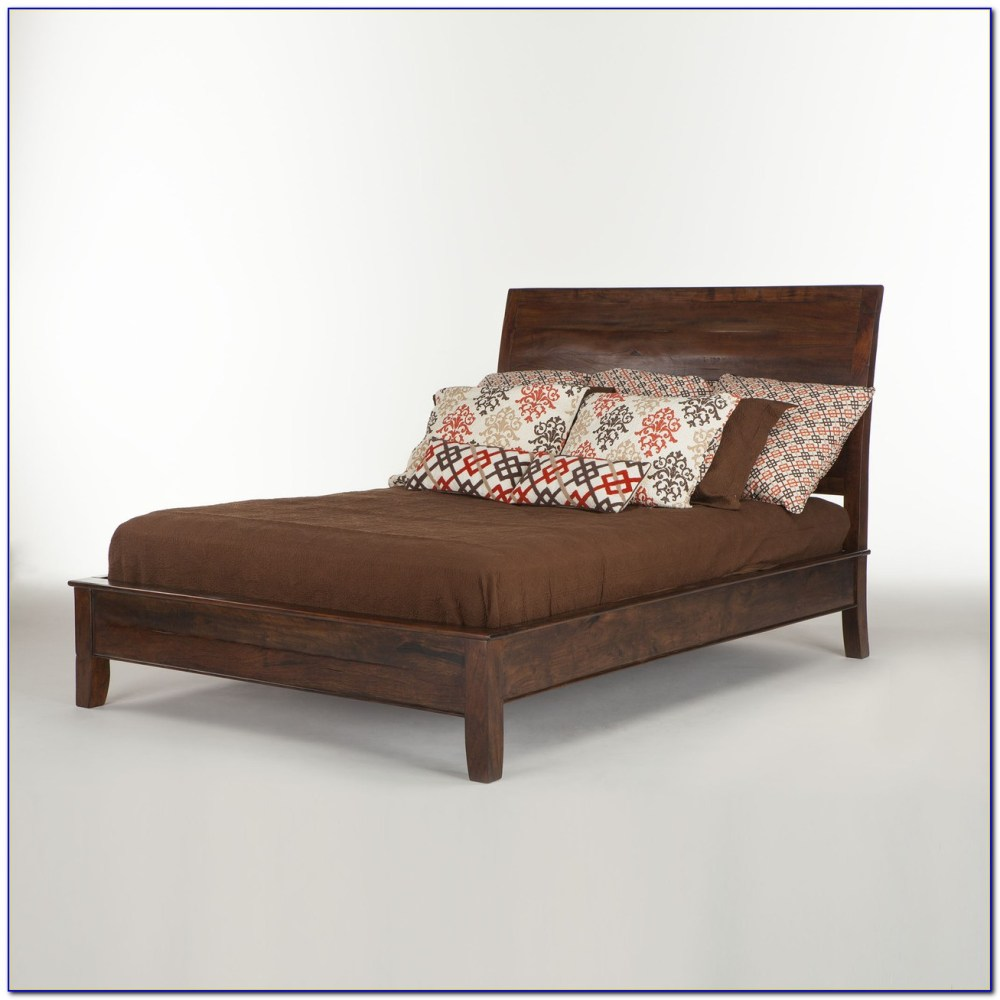 Sleigh Bed Frame Parts