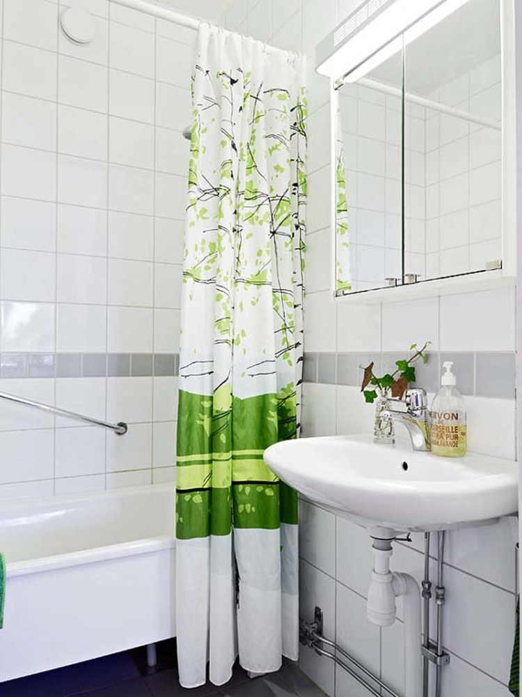 Small Apartment Bathroom Color Ideas