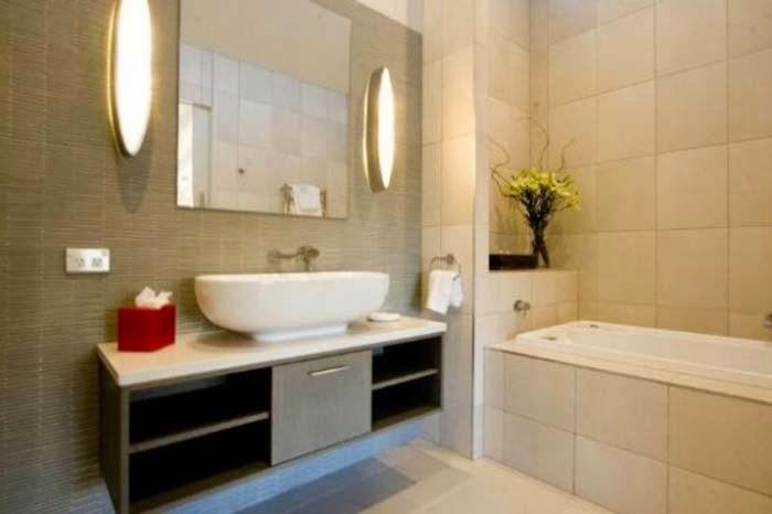 Small Apartment Bathroom Ideas Pinterest