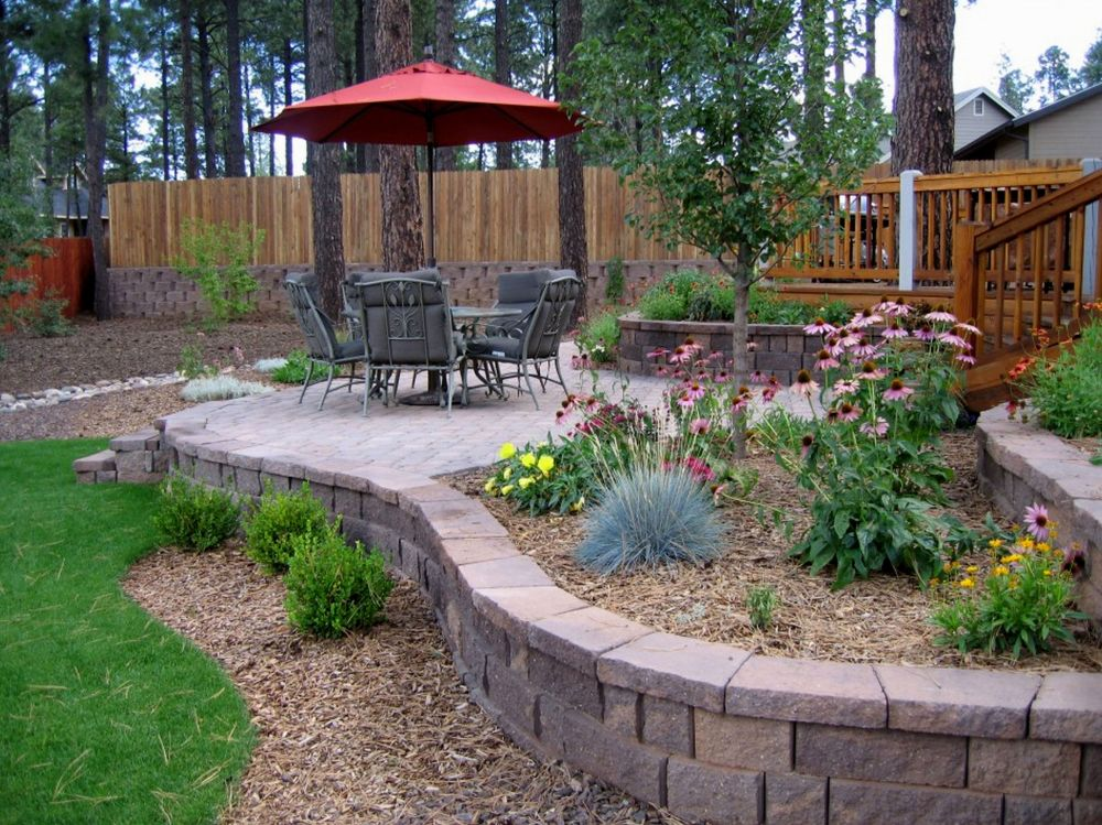 Small Backyard Landscape Ideas And Pictures