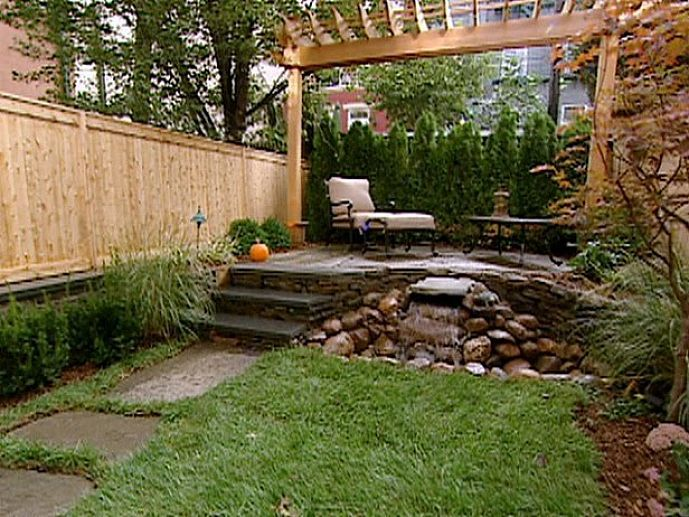 Small Backyard Landscape Ideas On A Budget