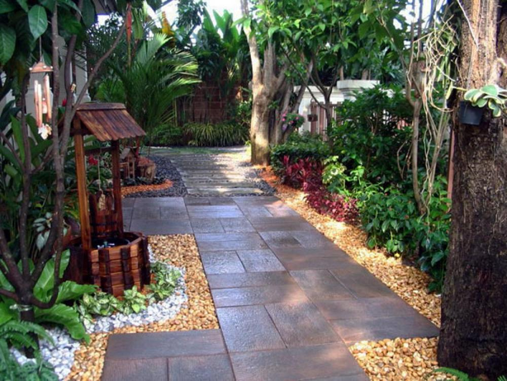 Small Backyard Landscaping Ideas Low Maintenance