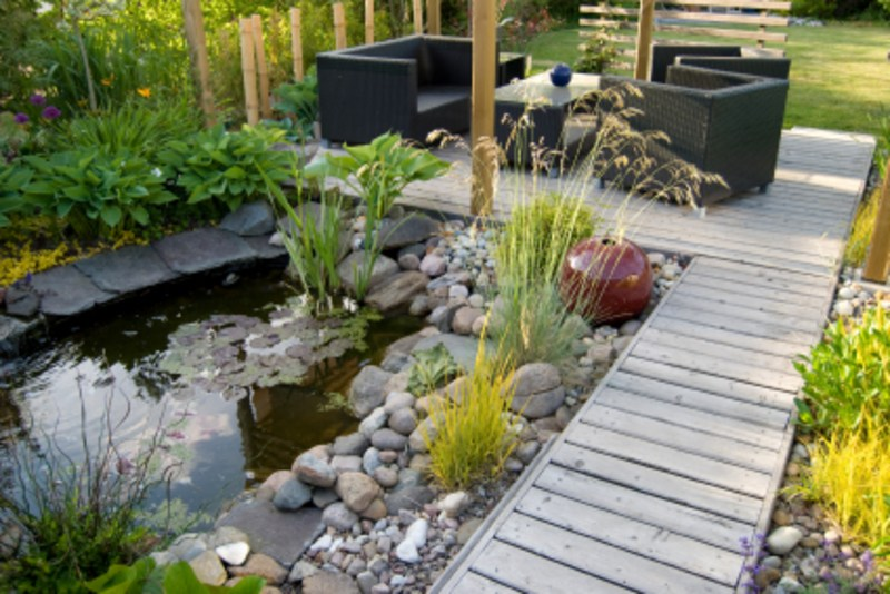 Small Backyard Landscaping Ideas Pinterest
