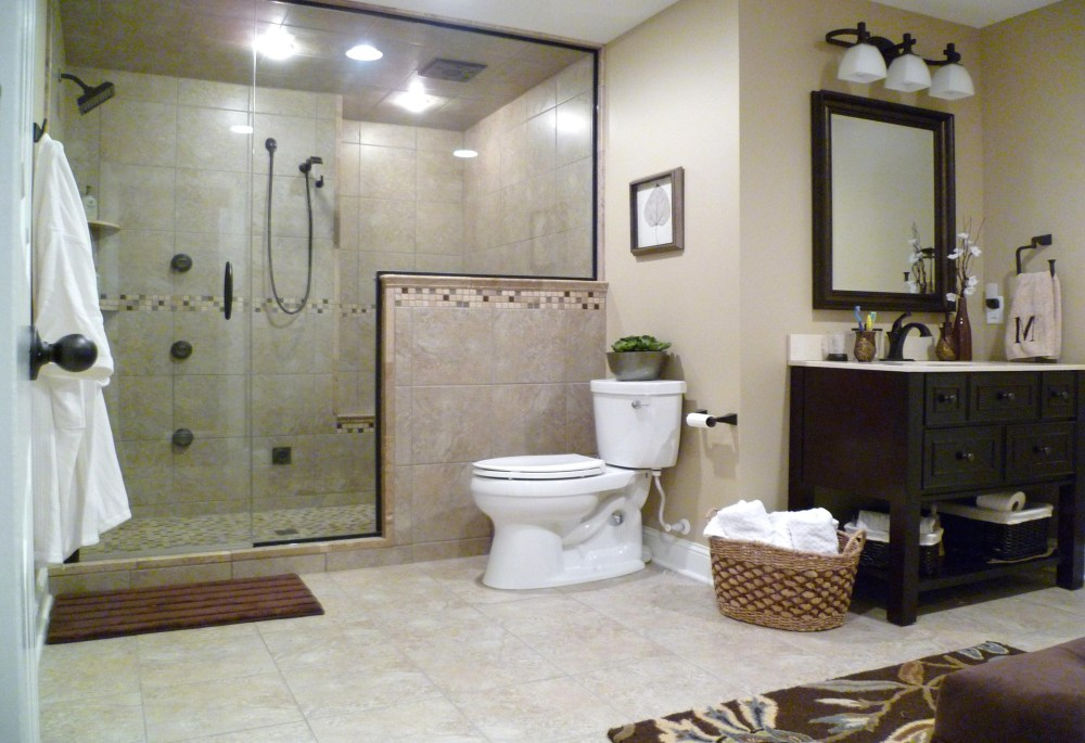 Small Basement Bathroom Renovation Ideas