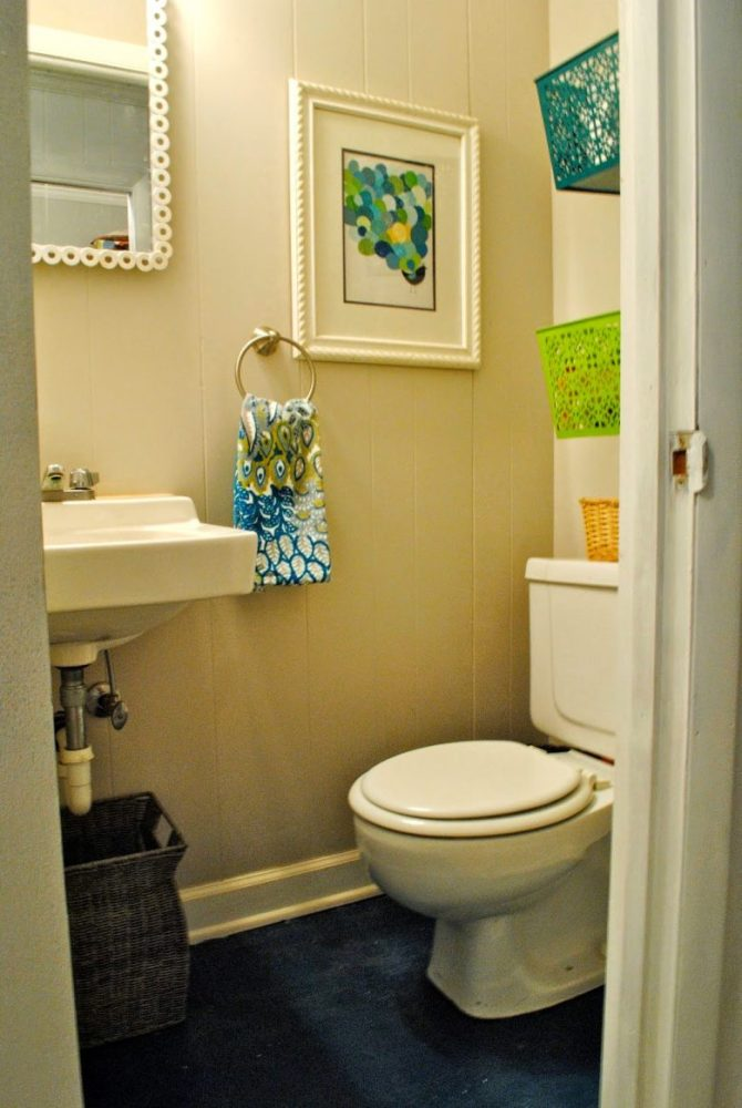 Small Bathroom Accessories Ideas