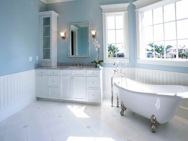 Small Bathroom Color Ideas 2014