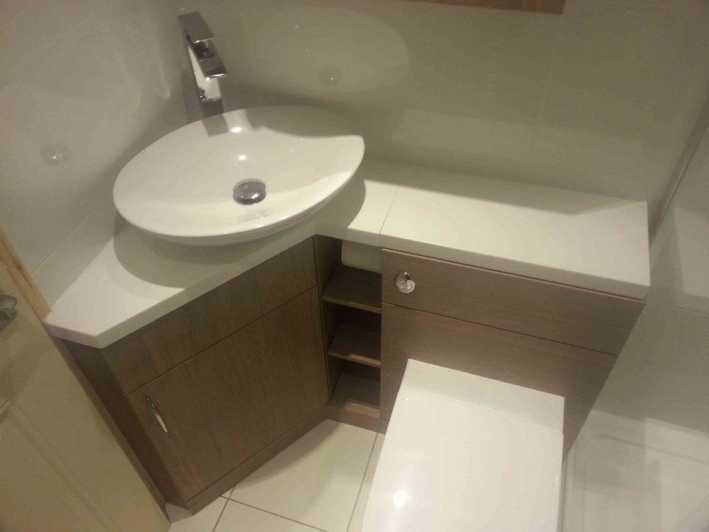 Small Bathroom Corner Sink Ideas