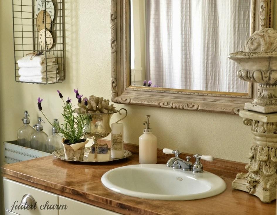 Small Bathroom Decorating Ideas Diy