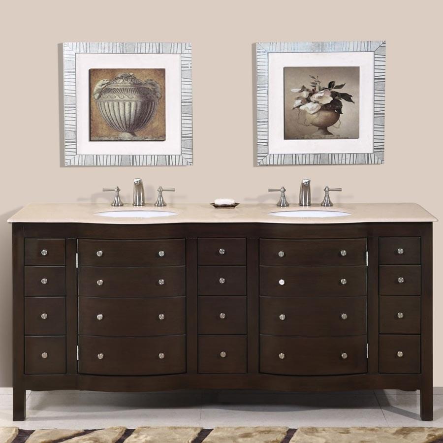 Small Bathroom Double Sink Ideas
