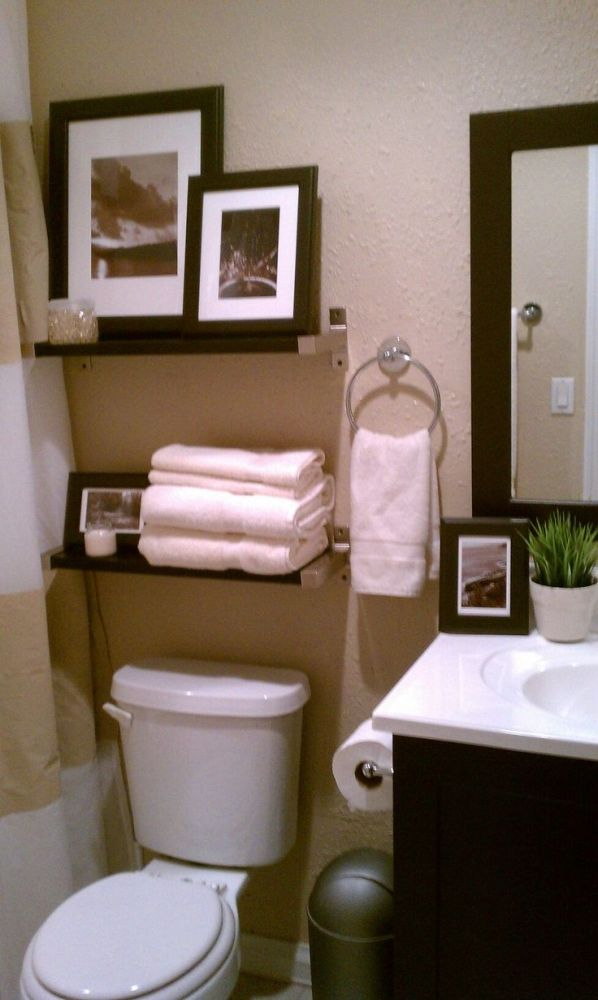 Small Bathroom Ideas Pinterest