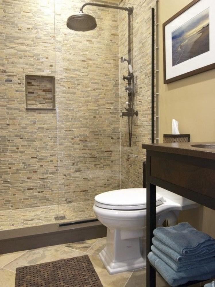 Small Bathroom Ideas With Shower Pinterest
