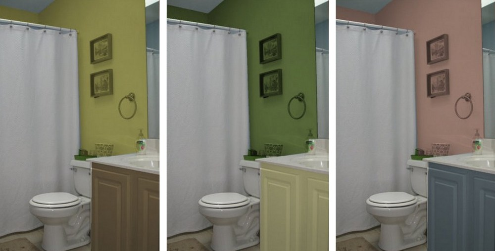 Small Bathroom Paint Ideas Pinterest