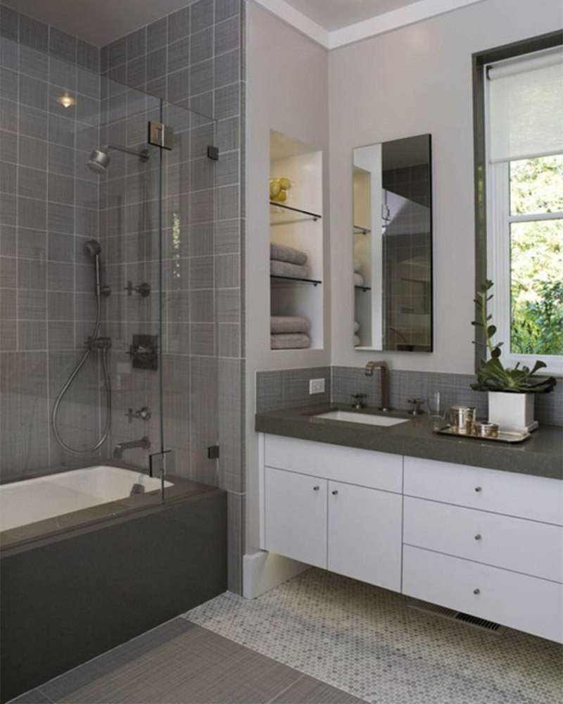Small Bathroom Remodeling Ideas On A Budget
