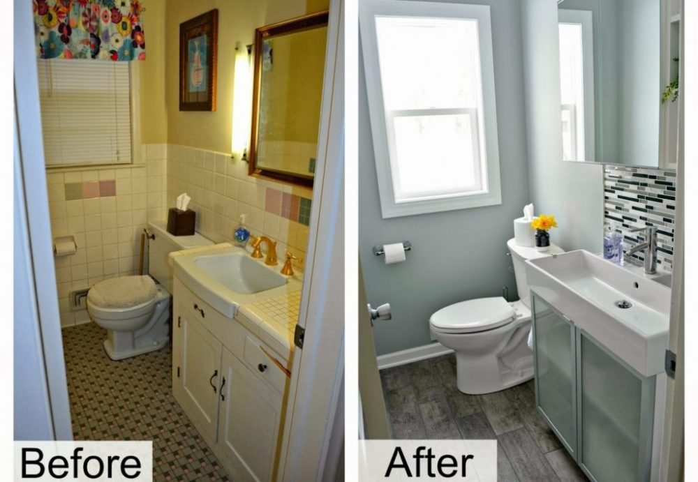 Small Bathroom Renovation Ideas On A Budget