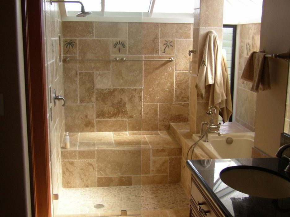 Small Bathroom Shower Ideas Pinterest