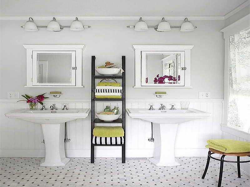 Small Bathroom Sink Storage Ideas