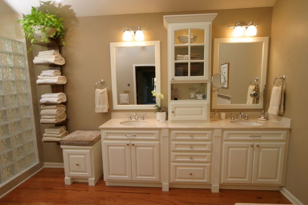 Small Bathroom Storage Ideas For Towels