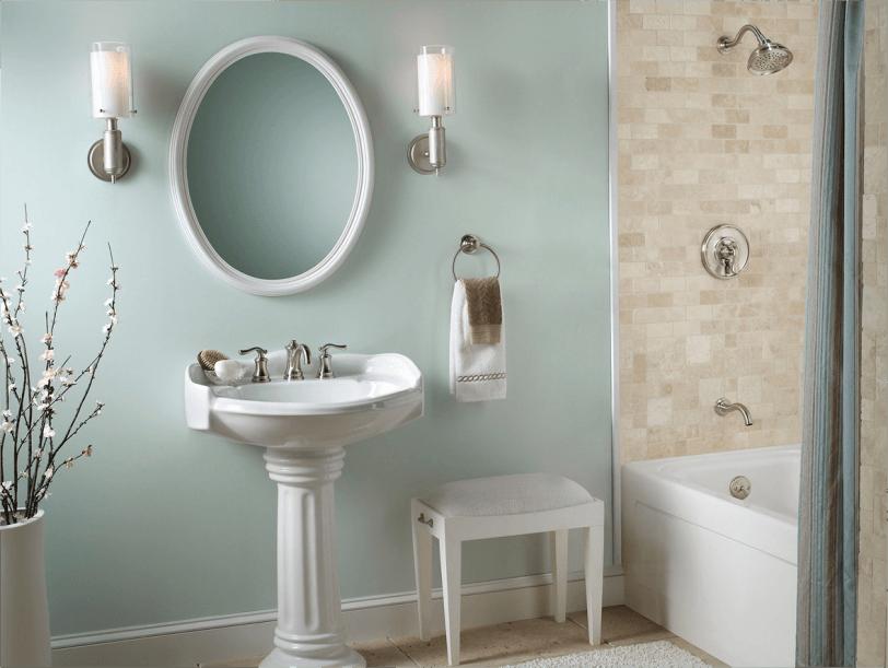 Small Bathroom Themes Ideas