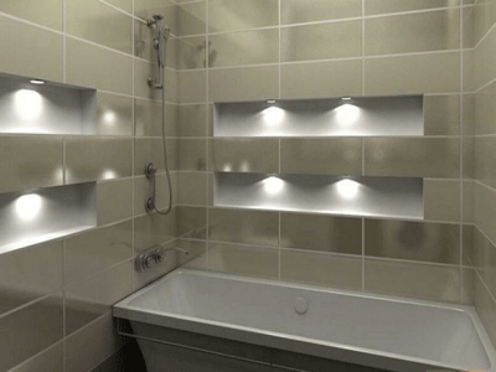 Small Bathroom Tile Ideas 2015