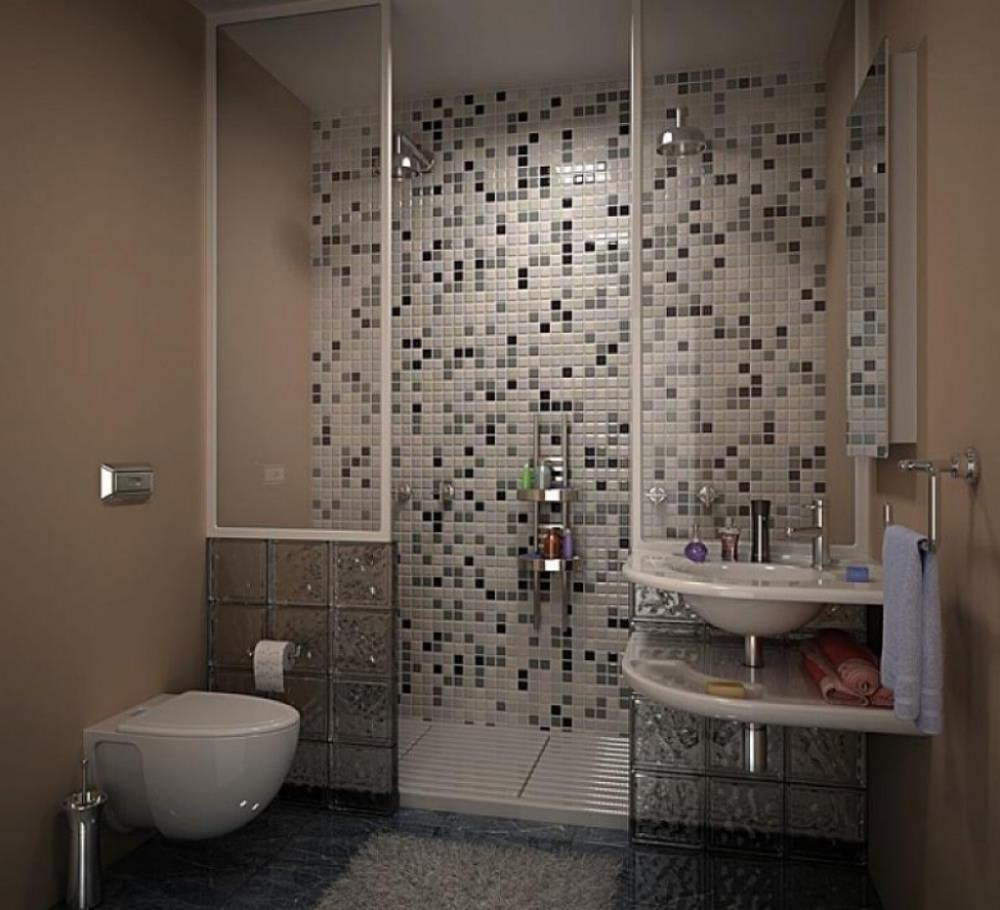 Small Bathroom Tile Ideas Photos