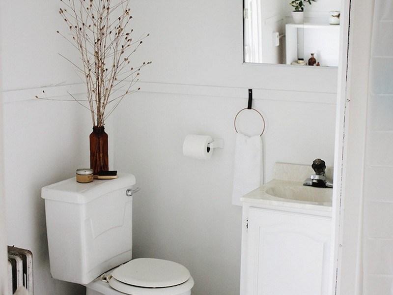 Small Bathroom Towel Holder Ideas