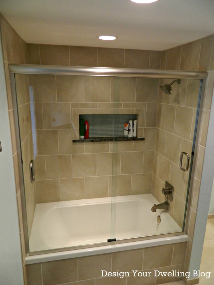 Small Bathroom Tub Shower Tile Ideas