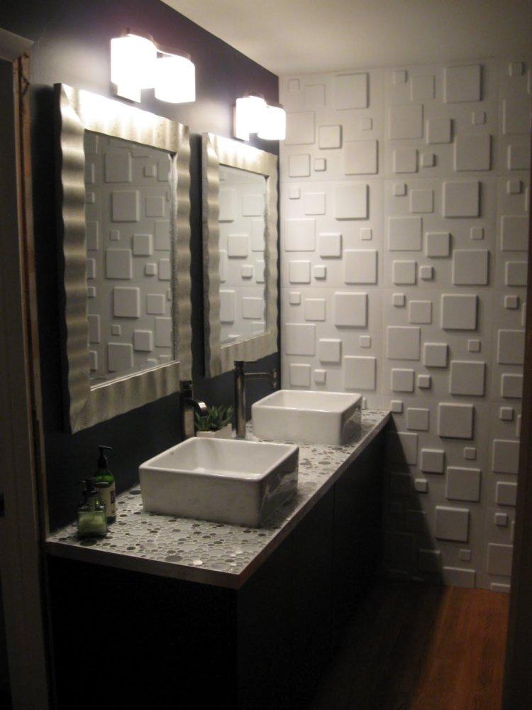Small Bathroom Vanity Mirror Ideas
