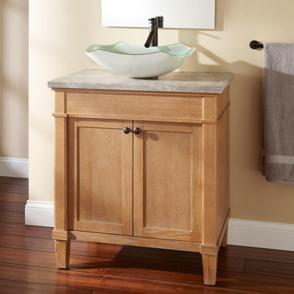 Small Bathroom Vessel Sink Ideas