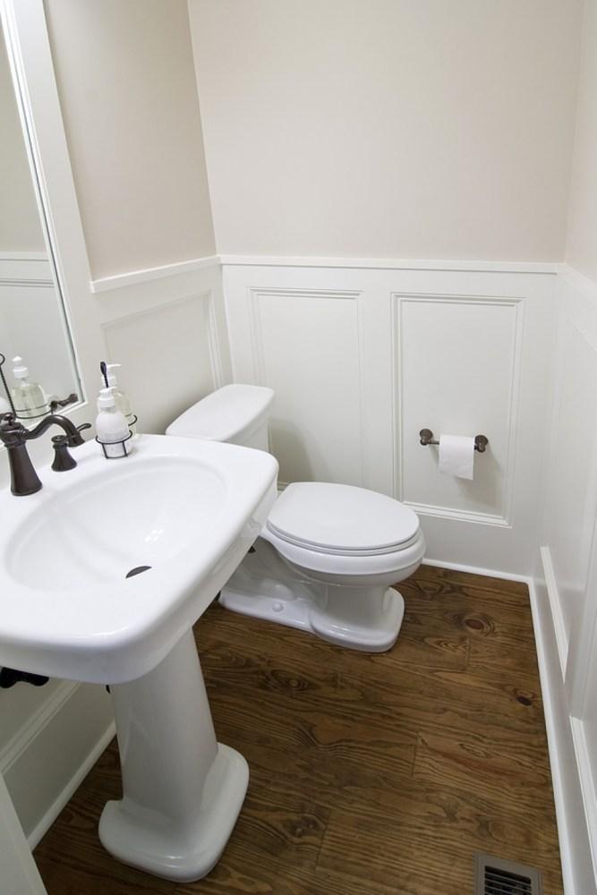 Small Bathroom Wainscoting Ideas