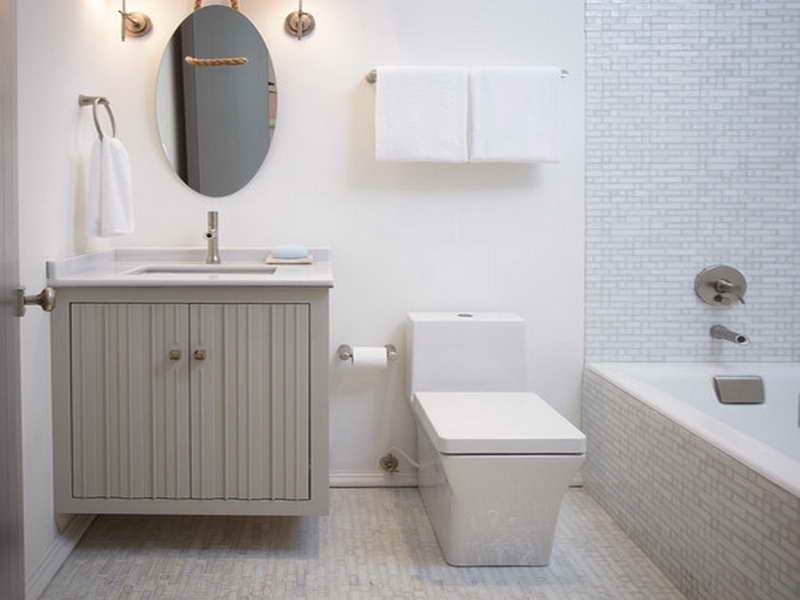 Small Coastal Bathroom Ideas