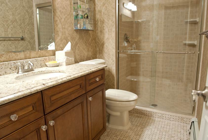 Small Ensuite Bathroom Space Saving Ideas